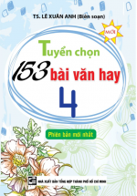 Tuyển Chọn 153 Bài Văn Hay Lớp 4