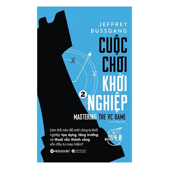 Cuộc Chơi Khởi Nghiệp Phần 2 - EBOOK/PDF/PRC/EPUB