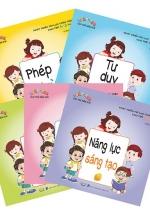 Phát Triển Trí Lực Toàn Diện Cho Trẻ 4 - 6 Tuổi (Trọn Bộ 5 Quyển)