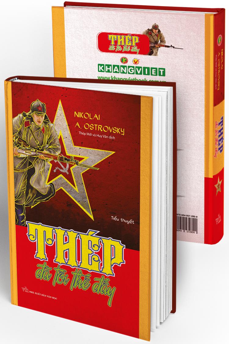 Thép Đã Tôi Thế Đấy - EBOOK/PDF/PRC/EPUB