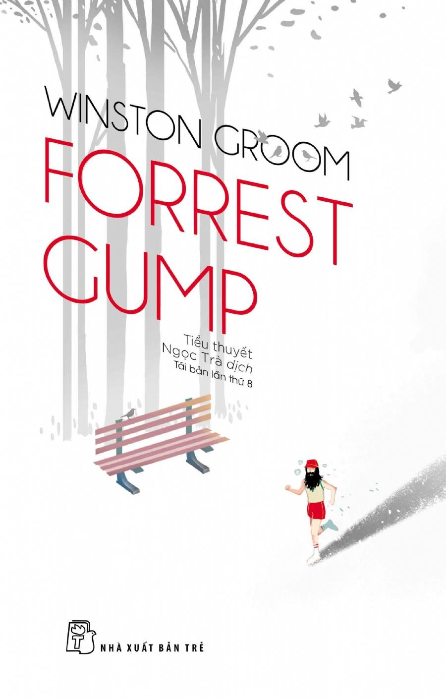 Forrest Gump - EBOOK/PDF/PRC/EPUB