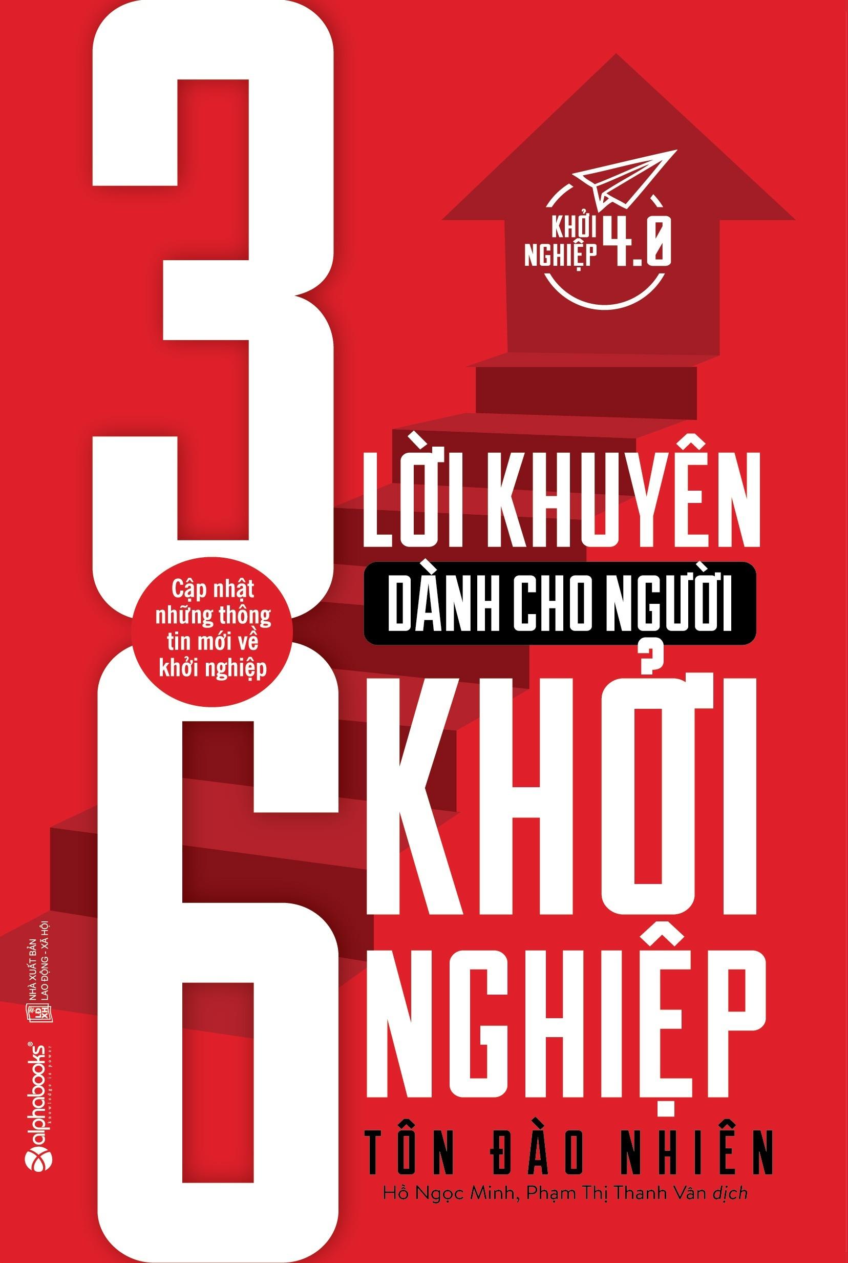 36 Lời Khuyên Dành Cho Người Khởi Nghiệp - EBOOK/PDF/PRC/EPUB