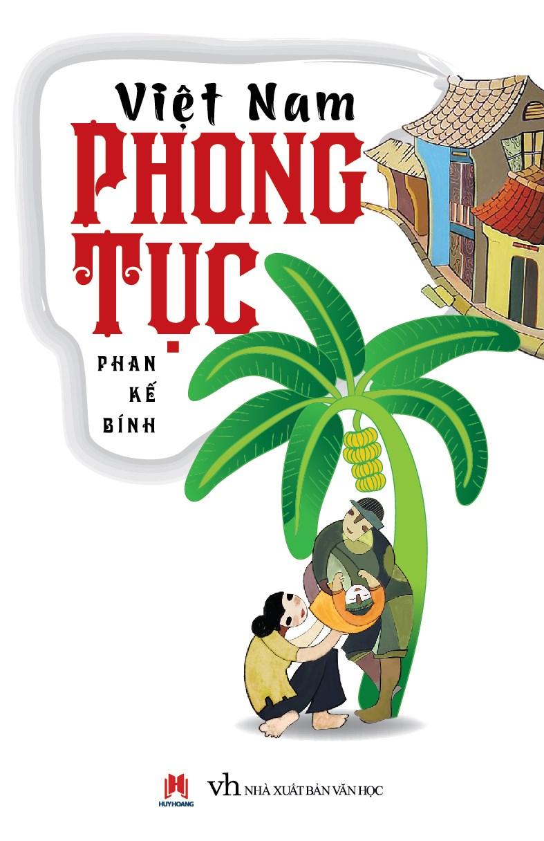 Việt Nam Phong Tục - EBOOK/PDF/PRC/EPUB