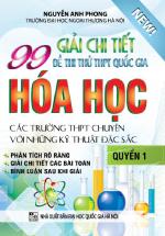 Giải Chi Tiết 99 Đề Thi Thử THPT Quốc Gia Hóa Học Q1 - Nguyễn Anh Phong