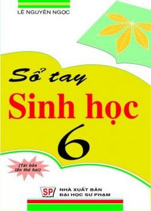Sổ Tay Sinh Học 6 - EBOOK/PDF/PRC/EPUB