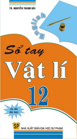Sổ Tay Vật Lí 12 - EBOOK/PDF/PRC/EPUB
