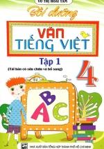 Bồi Dưỡng Văn - Tiếng Việt Lớp 4 (Võ Thị Hoài Tâm)