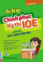 Bí Kíp Chinh Phục Kì Thi IOE Cho Học Sinh Tiểu Học