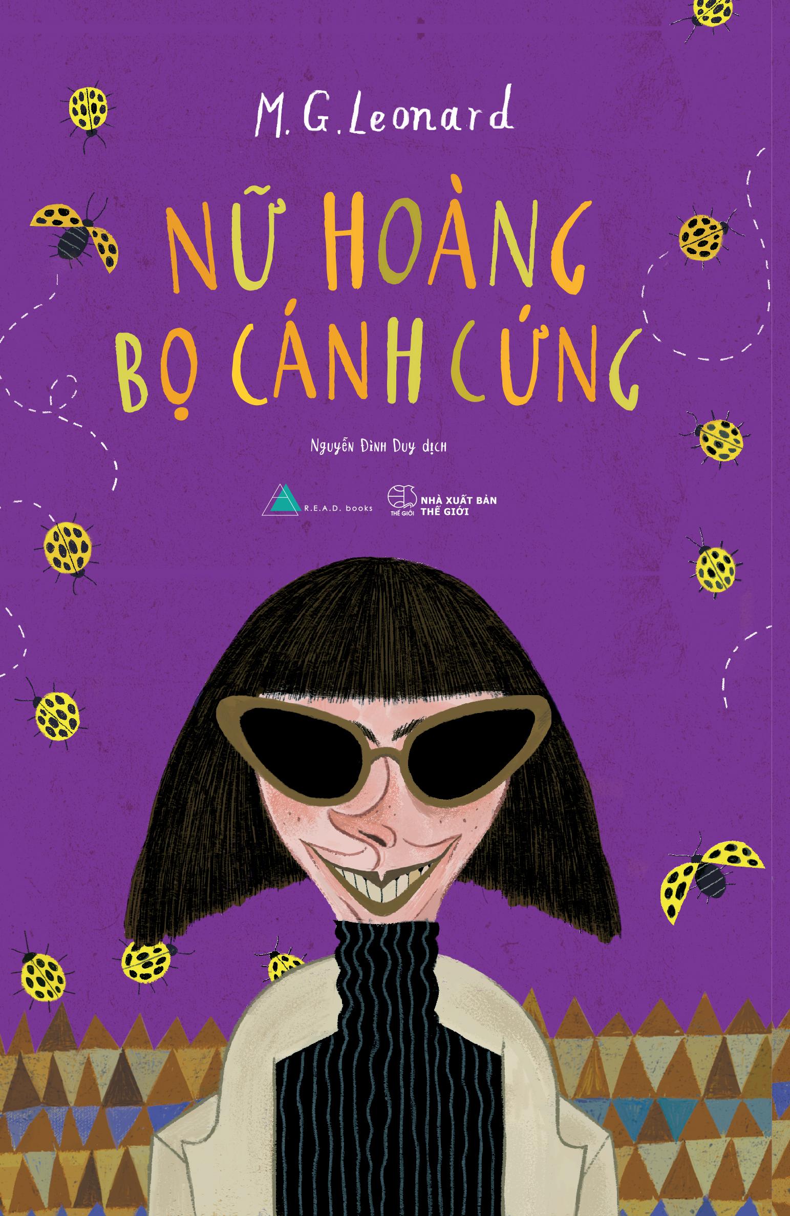 Nữ Hoàng Bọ Cánh Cứng - EBOOK/PDF/PRC/EPUB
