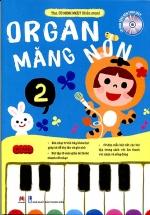 Organ Măng Non - Mỗi Tuần Một Bài Học (Phần 2) - Kèm CD