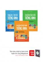 Combo Tự Học Đột Phá Tiếng Anh