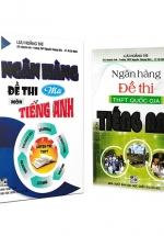 Combo Ngân Hàng Đề Thi Và Câu Hỏi Trắc Nghiệm Tiếng Anh
