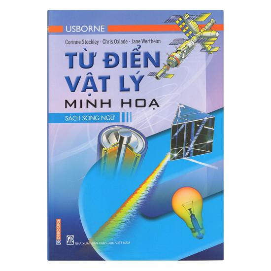 Từ Điển Vật Lý Minh Họa (Sách Song Ngữ) - EBOOK/PDF/PRC/EPUB