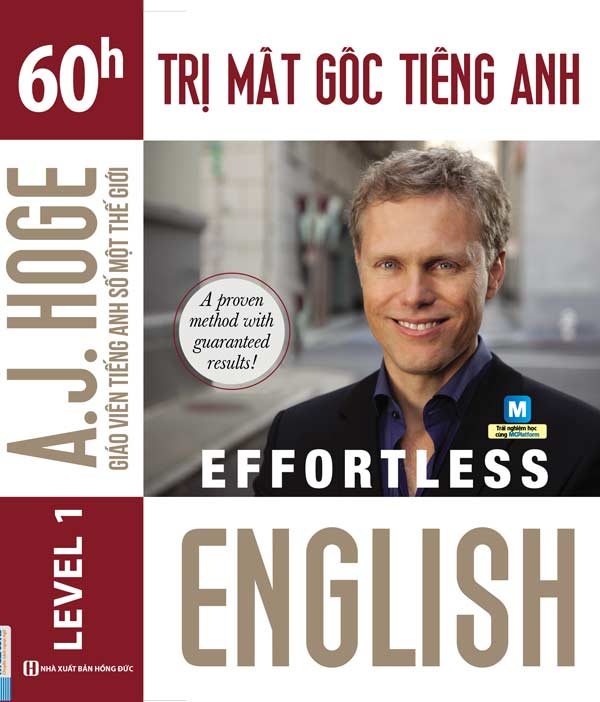 Effortless – 60h Trị Mất Gốc tiếng Anh