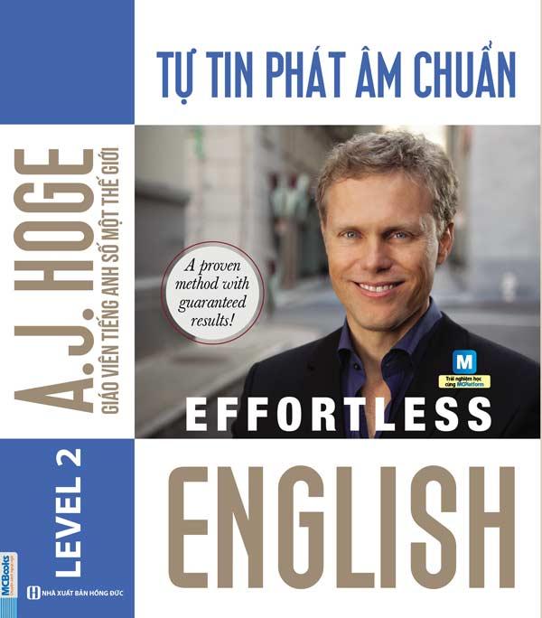 Effortless – Tự Tin Phát Âm Chuẩn - EBOOK/PDF/PRC/EPUB