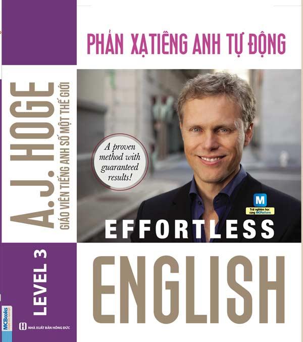 Effortless English – Phản Xạ Tiếng Anh Tự Động - EBOOK/PDF/PRC/EPUB