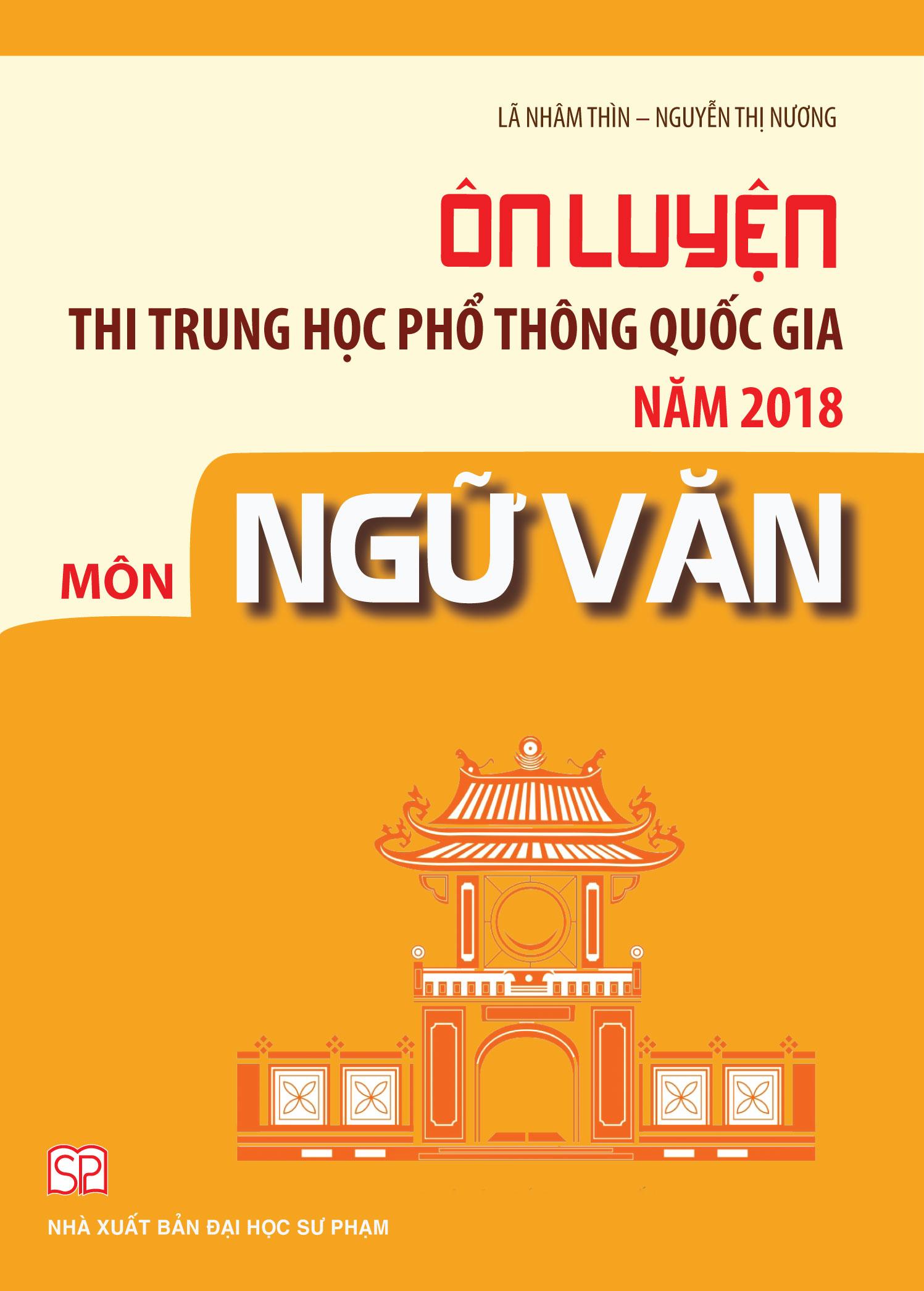 Ôn Luyện Thi THPT Quốc Gia Năm 2018 Môn Ngữ Văn - EBOOK/PDF/PRC/EPUB