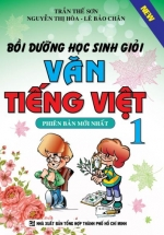 Bồi Dưỡng Học Sinh Giỏi Môn Văn Tiếng Việt Lớp 1