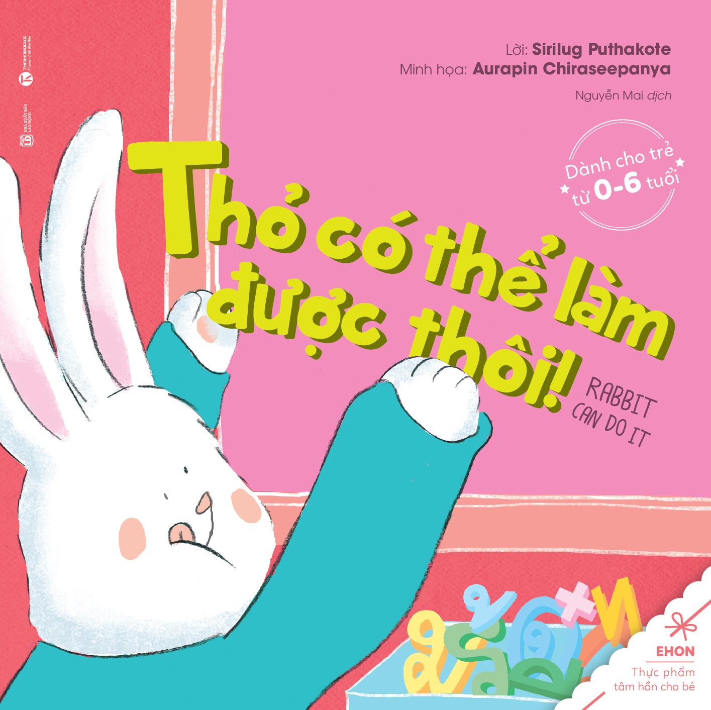 Thỏ Có Thể Làm Được Thôi - EBOOK/PDF/PRC/EPUB