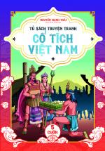 Tủ Sách Truyện Tranh Cổ Tích Việt Nam (5 Cuốn) - Tập 1