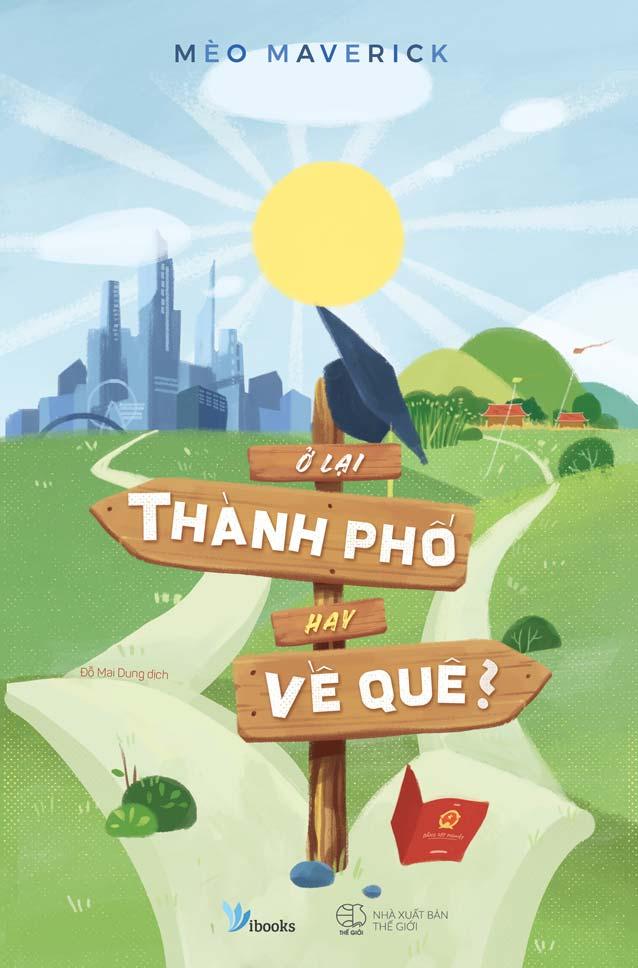 Ở Lại Thành Phố Hay Về Quê - EBOOK/PDF/PRC/EPUB