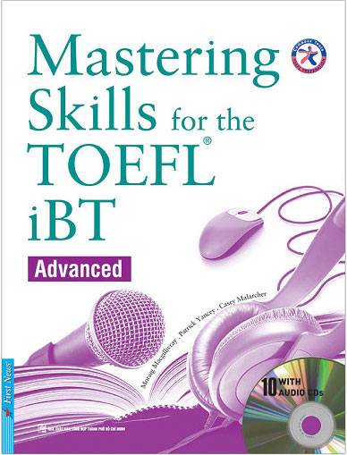 Mastering Skills For The TOEFL IBT - Advanced (Kèm 10 CD) - EBOOK/PDF/PRC/EPUB