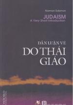 Dẫn Luận Về Do Thái Giáo