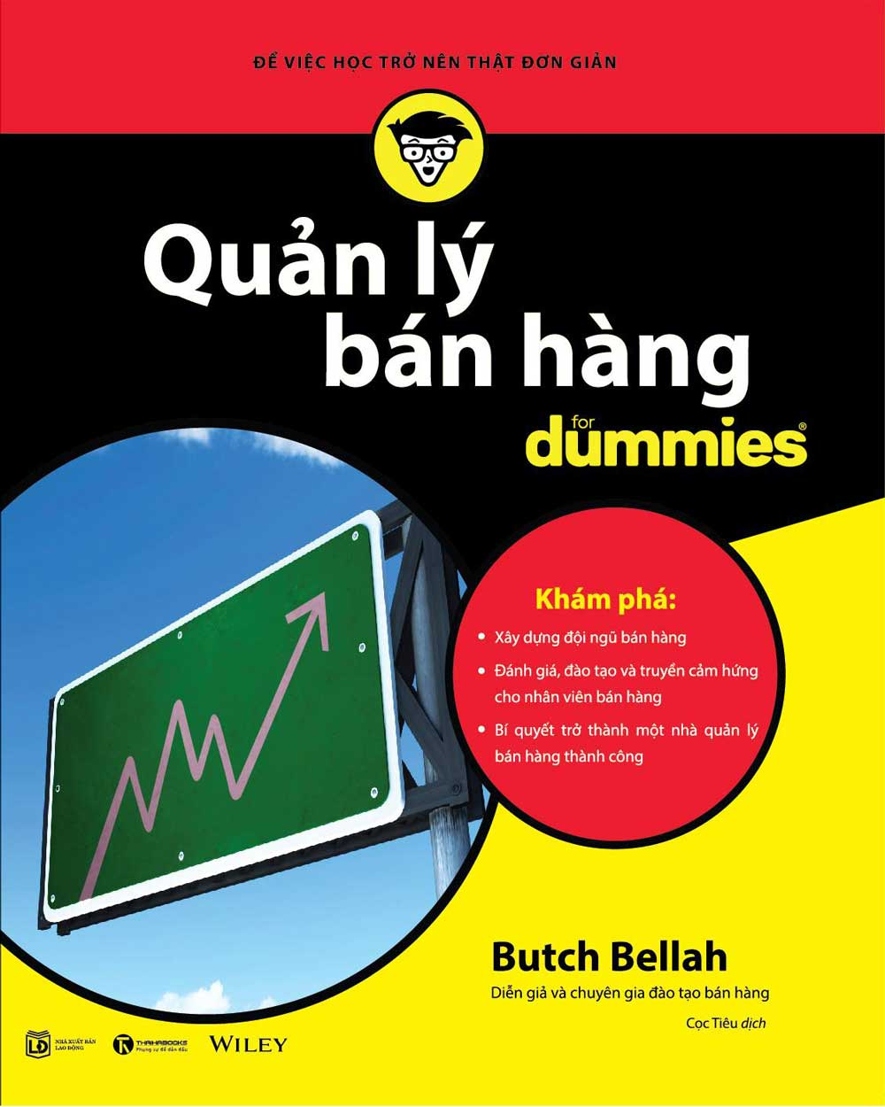 Quản Lý Bán Hàng For Dummies - EBOOK/PDF/PRC/EPUB