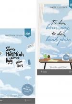 Combo Tôi Chọn Hôm Nay, Tôi Chọn Hạnh Phúc - Sống Hết Mình Cho Ngày Hôm Nay ( tặng kèm bookmark )