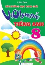 Bồi Dưỡng Học Sinh Giỏi Violympic Tiếng Anh 8