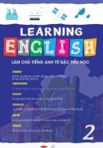 Learning English Làm Chủ Tiếng Anh Bậc Tiểu Học - 2