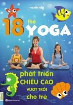 18 Thế Yoga Phát Triển Chiều Cao Vượt Trội Cho Trẻ