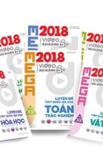 Combo Trọn Bộ 6 Cuốn Mega Luyện Đề THPT Quốc Gia 2018
