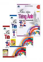 Combo Sách Bài Tập Tiếng Anh - English Workbook - Sách Bài Tập Theo Chương Trình Mới