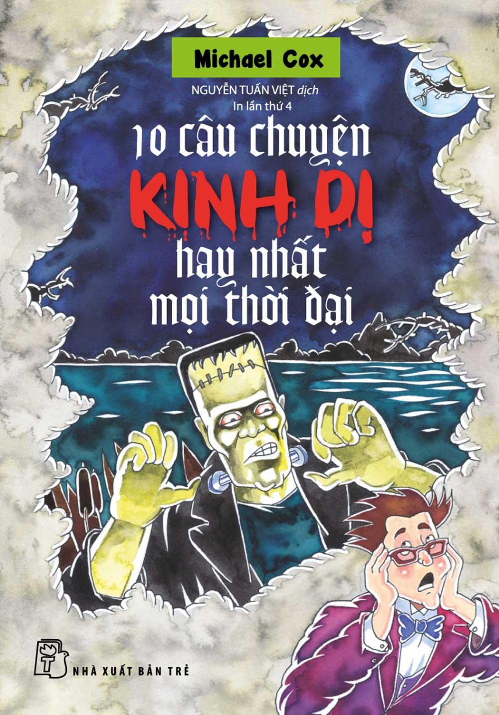 10 Câu Chuyện Kinh Dị Nhất Mọi Thời Đại - EBOOK/PDF/PRC/EPUB