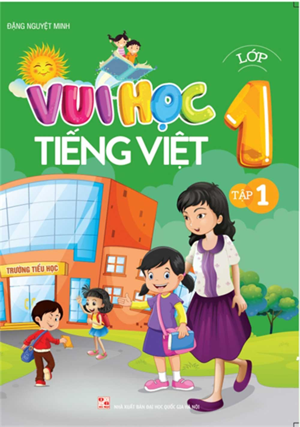 Vui Học Tiếng Việt Lớp 1 Tập 1 - EBOOK/PDF/PRC/EPUB