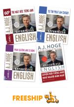 Combo Effortless English - Học Tiếng Anh Như Người Bản Ngữ Cùng AJ Hoge