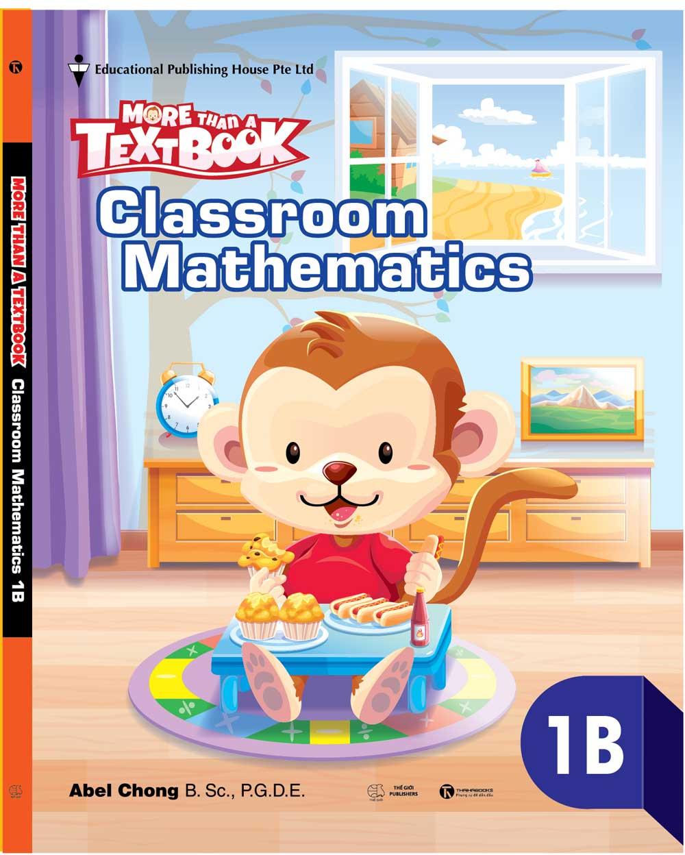P1B More Than A Textbook – Classroom Mathematics - EBOOK/PDF/PRC/EPUB