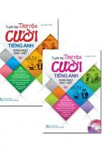 Combo Tuyển Tập Truyện Cười Tiếng Anh Song Ngữ Anh Việt