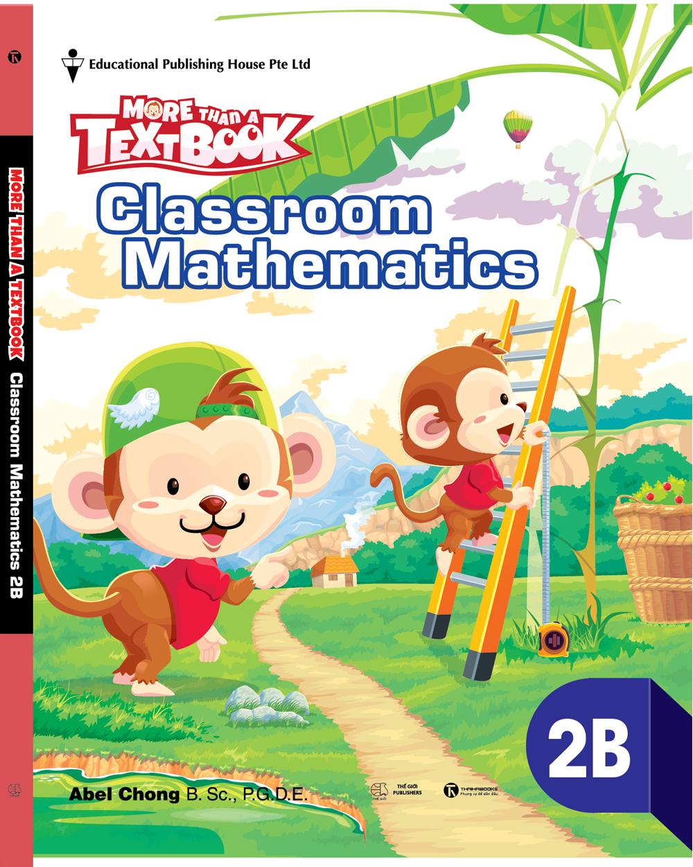 P2B More Than A Textbook – Classroom Mathematics - EBOOK/PDF/PRC/EPUB