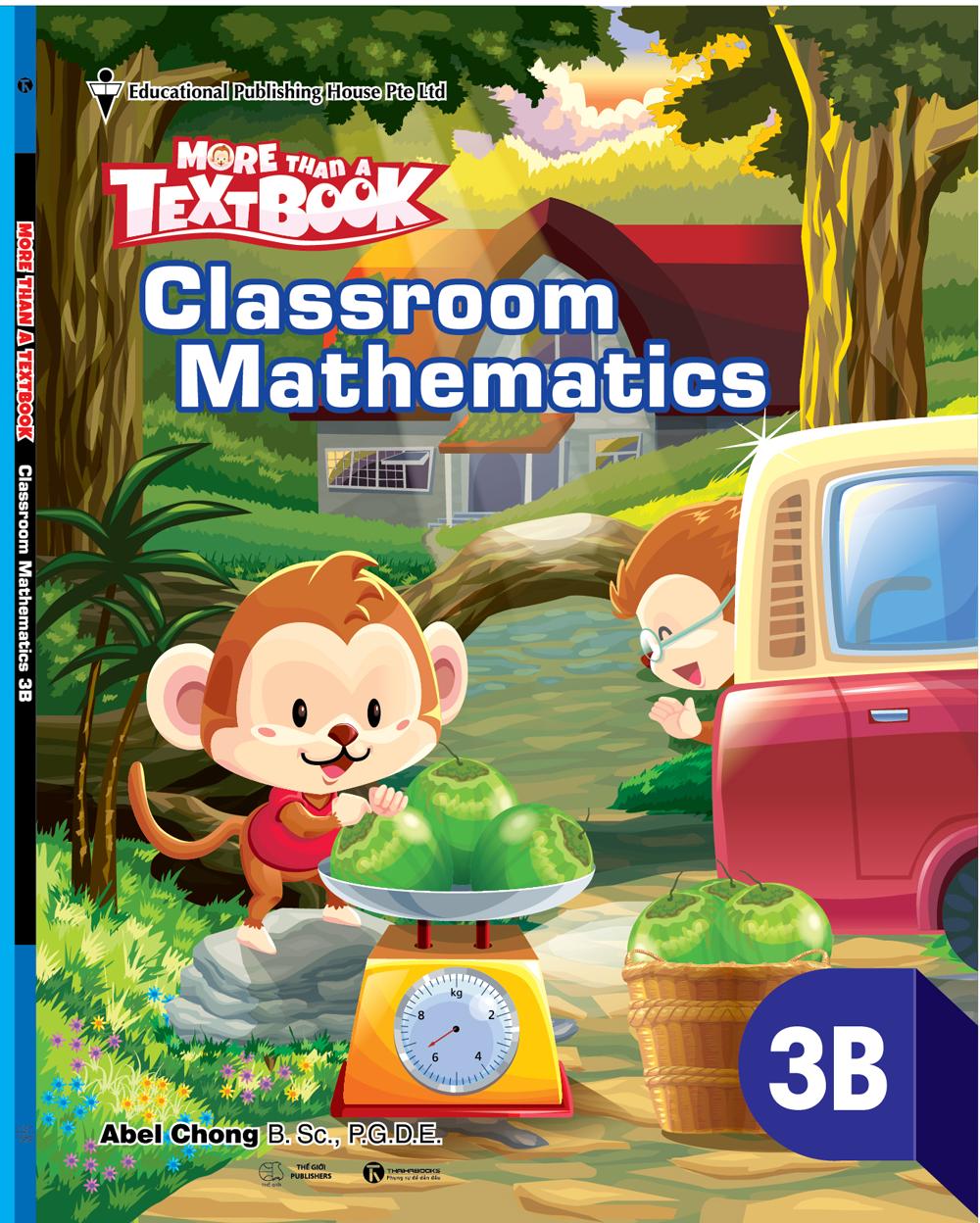 P3B More Than A Textbook – Classroom Mathematics - EBOOK/PDF/PRC/EPUB