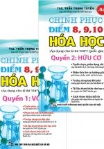 Combo Chinh Phục Điểm 8, 9, 10 Hóa Học