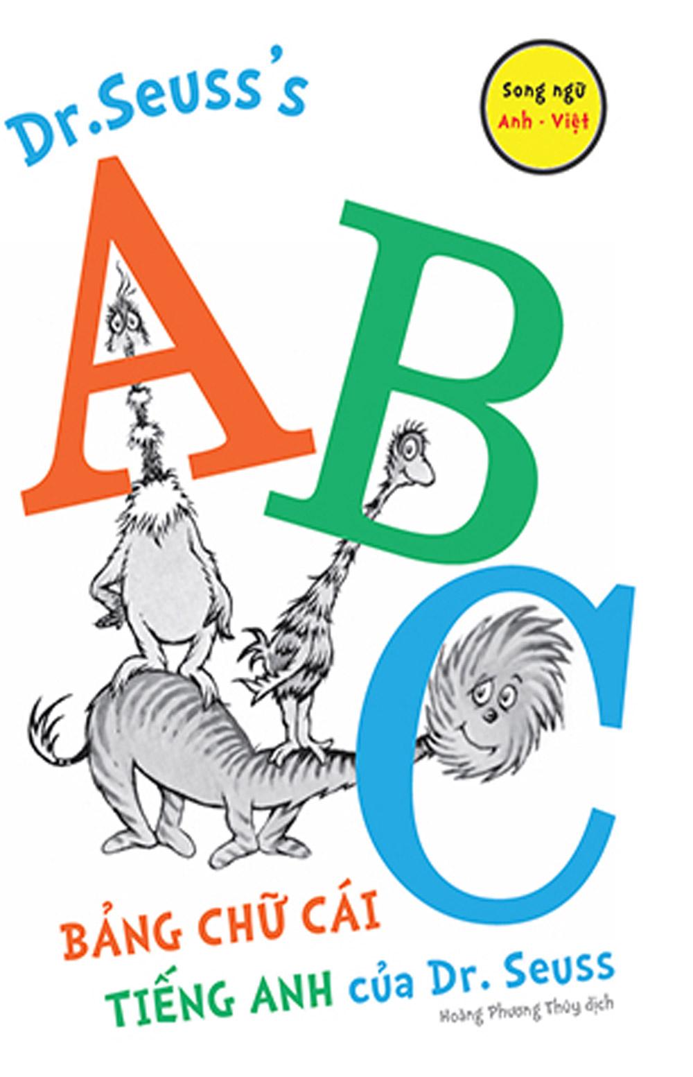Dr. Seuss's ABC - Bảng Chữ Cái Tiếng Anh Của Dr. Seuss