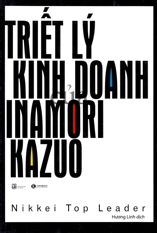 Triết Lý Kinh Doanh Của Inamori Kazuo - EBOOK/PDF/PRC/EPUB