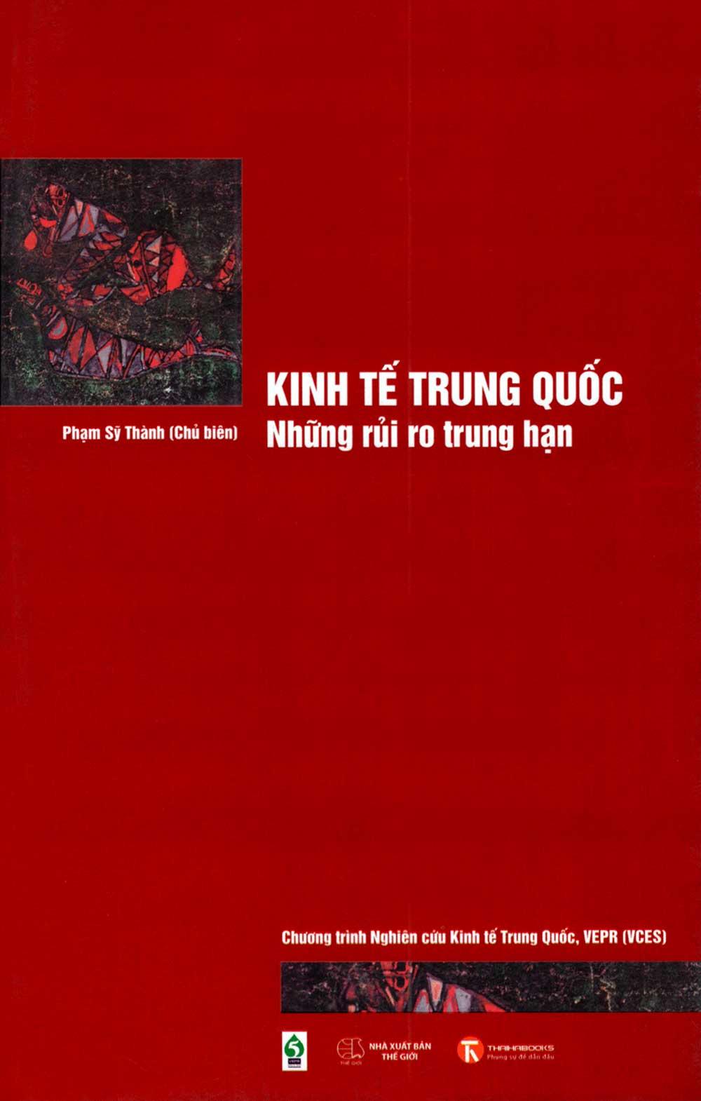 Kinh Tế Trung Quốc - Những Rủi Ro Trung Hạn - EBOOK/PDF/PRC/EPUB