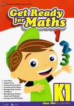 Get Ready For Maths K1