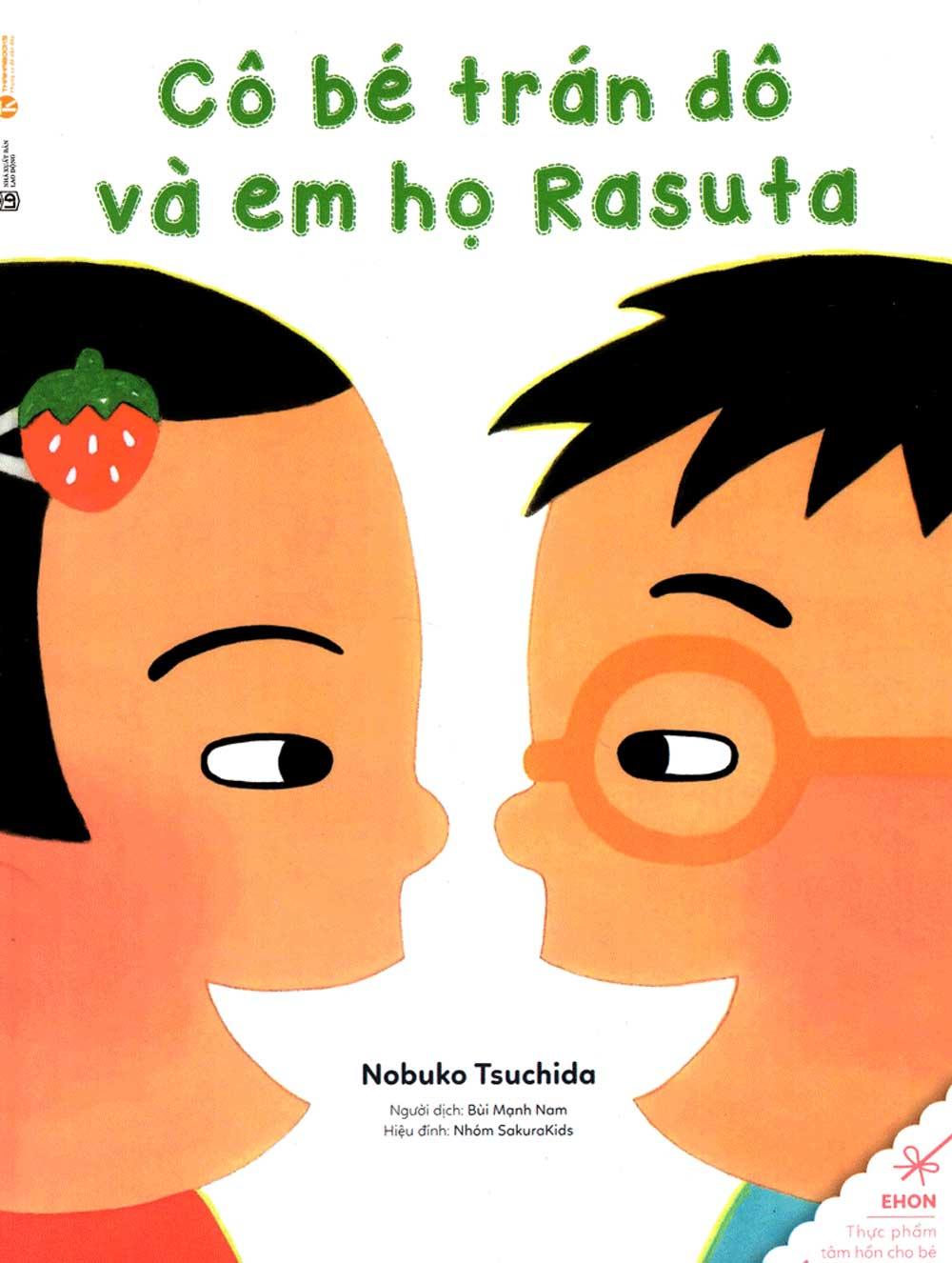 Cô Bé Trán Dô Và Em Họ Rasuta - EBOOK/PDF/PRC/EPUB