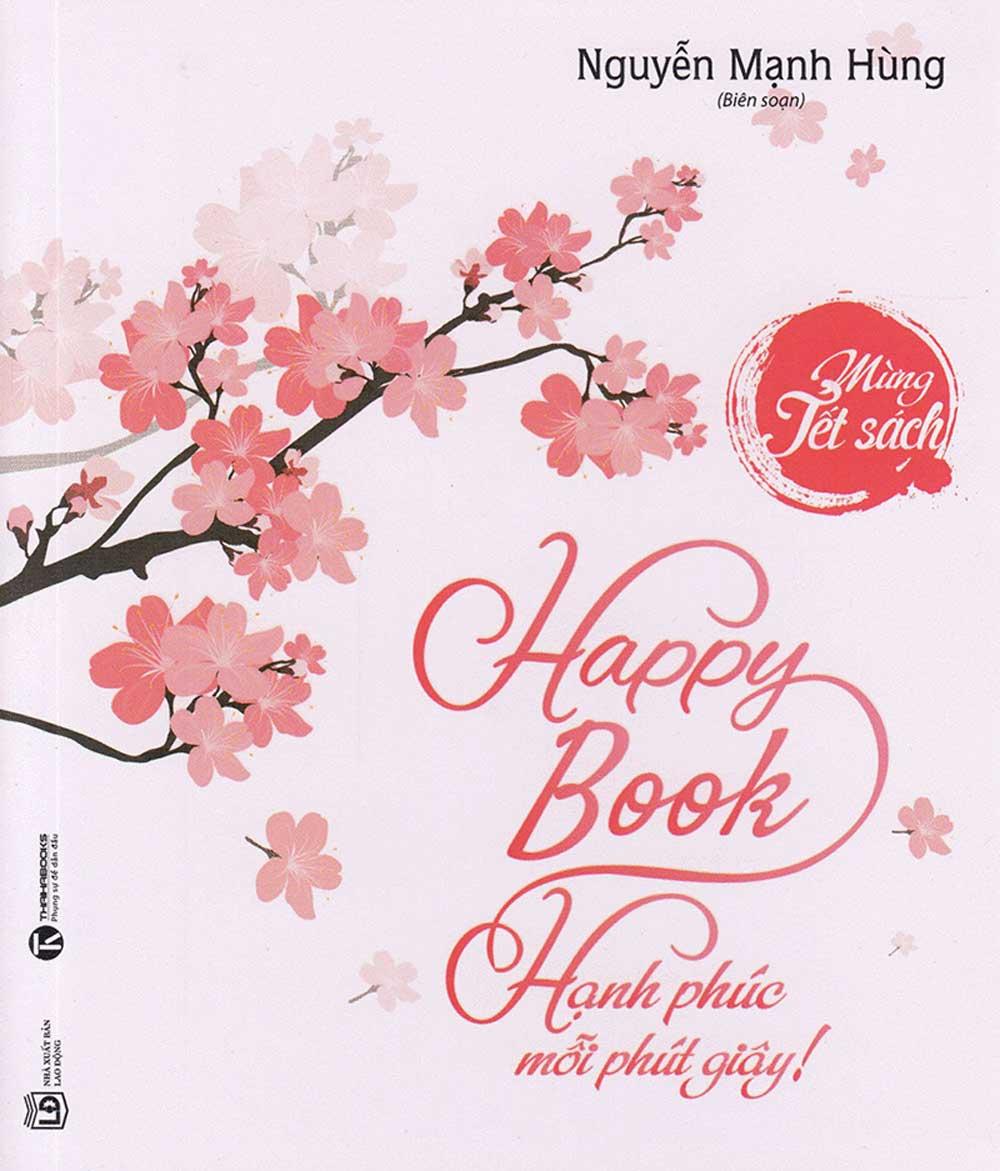 Happy Book - Hạnh Phúc Mỗi Phút Giây - EBOOK/PDF/PRC/EPUB
