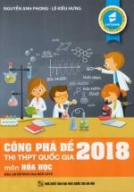 Công Phá Đề Thi THPT Quốc Gia 2018 Môn Hóa Học