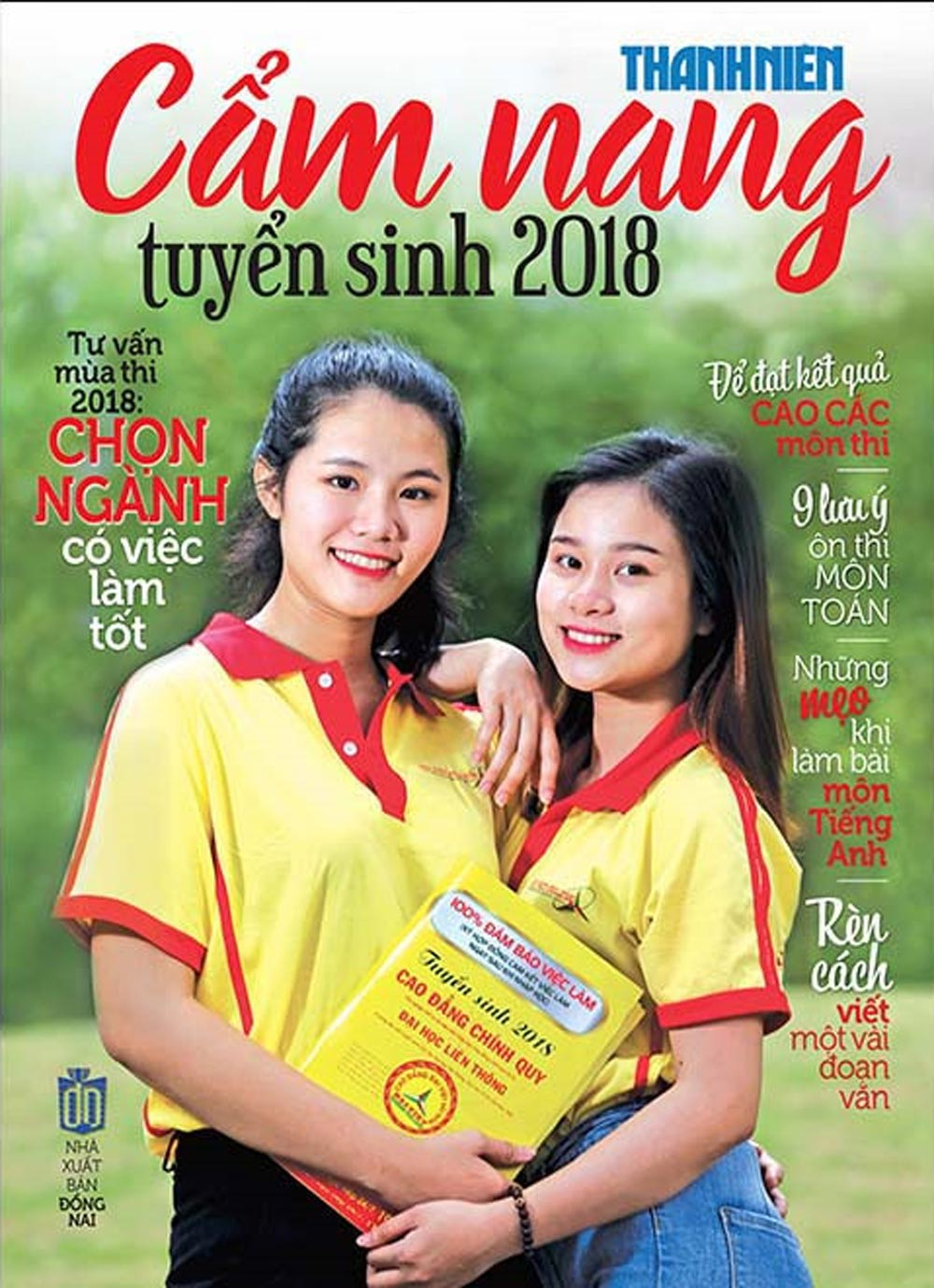 Cẩm Nang Tuyển Sinh 2018 - EBOOK/PDF/PRC/EPUB